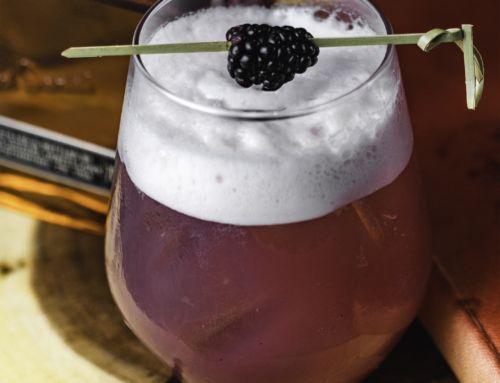 Gentleman Blush Cocktail Recipe